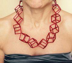 Geometric Collar.