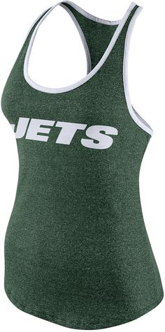 Nike Women s New York Jets Fan Marled Tank Top Dallas Cowboys Store 4dc7514a7