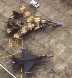 Sukhoi Su-30MKI with F-16