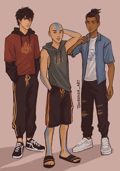 Avatar Boys Mini print
