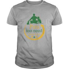 pets too need your love T-Shirts, Hoodies. Get It Now ==►…