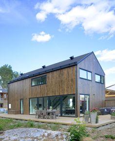Villa Nobring in Västerås, Sweden. By Anders Holmberg Arkitekter