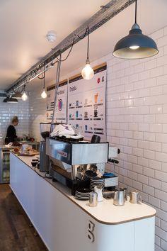 The Guardian Coffee // London // via 70percentpure.be