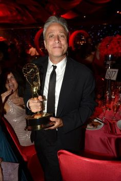 The Top 10 Richest Late Night Talk Show Hosts: Jon Stewart: $80 million