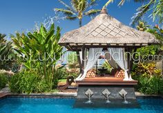 Where to spend my honeymoon in Bali? The beautiful island of Bali in Indonesia is one of the world's premiere luxury honeymoon destinations, and the Strand Residence of the St. Regis Bali resort is a fabulous choice for brides and grooms who are looking for somewhere romantic and very special. The St. Regis Bali Resort is a spectacular 5 star ...