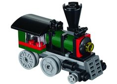 LEGO Creator - Emerald Express and thousands more of the very best toys at Fat Brain Toys. Build three amazing train models with one set! Create an old fashioned steam engine, a futuristic rocket engine, or a classic carriage. Lego System, Lego Trains, All Lego, Lego Toys, Lego Creator, Lego Instructions, Kids Store, Lego Movie, Toys R Us