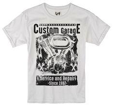Exclusive Men/'s T-Shirt SB1008 Vintage Born To Ride Motorcycle