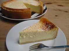 Der beste Käsekuchen der Welt Poppy seed cake with vanilla cream and chocolate (delicious cake, tastes delicious, always succeeds) – recipes Best Cheesecake, Cheesecake Recipes, Cupcake Recipes, Snack Recipes, Fall Desserts, Food Cakes, Ice Cream Recipes, Cakes And More, Gourmet
