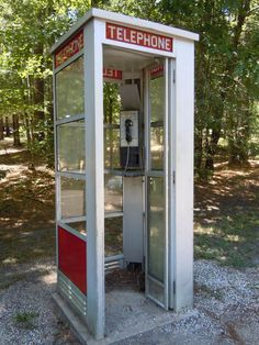 Image result for images of old phone booth
