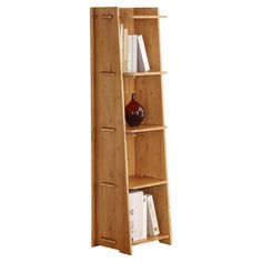 You should see this Sustainable Bamboo Craft Bookcase in Natural on Daily Sales!