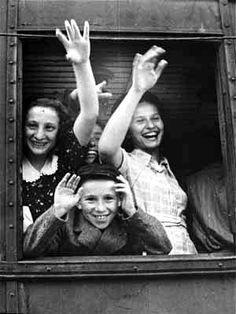 The Kindertransport was a rescue mission that took place during the nine months prior to the outbreak of the Second World War. The UK took in nearly 10,000 predominantly Jewish children. They were placed in British foster homes, hostels & farms. Often they were the only members of their families who survived the Holocaust. There are many accounts of parents sending their children away while holding back tears. Many never saw their parents again & were adopted by the fosters who protected…