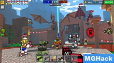 The new Pixel Gun 3D v11.4 hack it's available for download. Pixel Gun 3D v11.4 hack is working, updated with zero downtime.
