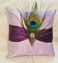 ring bearer pillow custom made satin wedding pillow