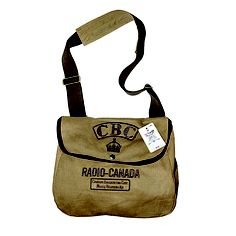 13ac8ea21696 CBC Radio-Canada shoulder bag by Red Canoe Brands