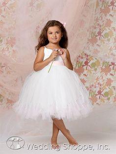 Flower Girl Dresses Jordan L296 Flower Girl Dress