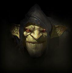 Image Styx : Master of Shadows - une bonne tête ce goblin pour ce jeu.