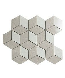 Regal Cubis Mosaic Polished Tile�