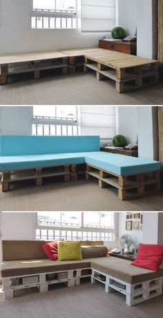 You are going to love these Pallet Lounge Suite Ideas and we have lots of easy to recreate inspiration you will love. Watch the video now.