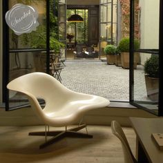 La Chaise Lounge Chair by Charles and Ray Eames