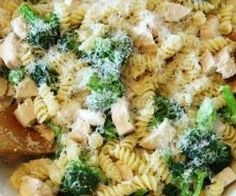 creamy garlic chicken and broccoli pasta more chicken recipes chicken ...