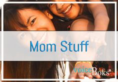 It's all about mom and #momlife