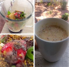 The Truth Faerie: Strawberry mint healing smoothie