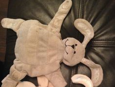 Lost on 20 May. 2016 @ Cwmbran Town Centre. Sleepytot bunny lost in Cwmbran Town Centre, South Wales we think left behind in the library would desperately love to reunite my 3 year old son with his best friend Visit: https://whiteboomerang.com/lostteddy/msg/y7i8cc (Posted by Jo on 20 May. 2016)