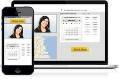 BookFresh - online appointment  booking -- try out see if will work for parties, online payments available