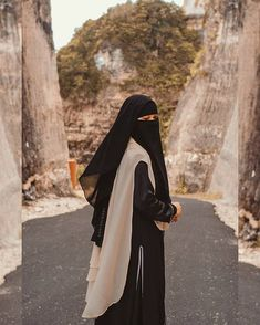 Niqab Fashion, Arab Wedding, Face Veil, Hijab Niqab, Hijabi Girl, Beautiful Hijab, Ulzzang Girl, Role Models, Muslim