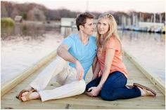 Alexa + Phil | A White Rock Lake Engagement Session | Dallas
