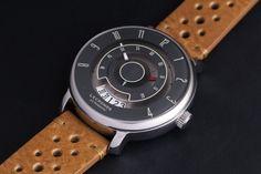 Kickstarter- US$149 Japan Automatic Vintage Racing Design Watches