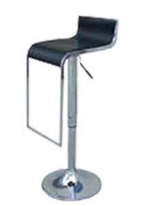Black Lem Piston Style Bar Stool By Whole Furniture 79 95 Plastic Ring On