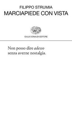 Filippo Strumia, Marciapiede con vista, Collezione di poesia - DISPONIBILE ANCHE IN EBOOK