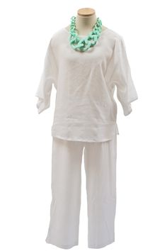Chalet Linen Shirt and Pants