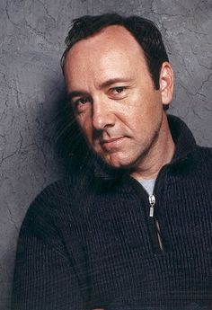 Kevin Spacey...he might be a little old for me, but he's so enigmatic...and so secretive about his personal life. Loved him in American Beauty!