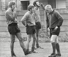 ♠ The History of Liverpool FC in pictures - John Toshack, Emlyn Hughes, Frank Lane & Bill Shankly #LFC #History #Legends