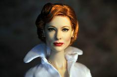 Noel Cruz's Cate Blanchett. You can see more of Noel's work at www.ncruz.com.