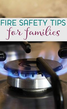 Kids Safety Fire safety begins at home. Here are a few ways that you can start teaching your kids fire safety. Fire Safety For Kids, Fire Safety Tips, Child Safety, Stress Relief Tips, Home Protection, Home Safety, Home Security Systems, Emergency Preparedness, Emergency Kits