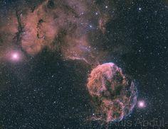 IC443 - The Jellyfish Nebula [2500x1934]