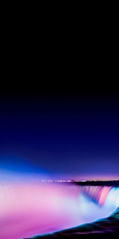 Picture of Niagara Falls Light Show at Night for Samsung Galaxy Wallpaper - Hayden Blue Winchester - Wallpaper Keren, Wallpaper S, Wallpaper Backgrounds, Phone Backgrounds, Phone Wallpapers, Iphone Wallpaper Fall, Samsung Galaxy Wallpaper, Niagara Falls Lights, Niagara Falls Pictures