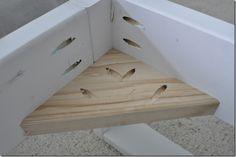 DIY Bed Frame Tutorial