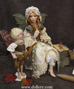 """Fairy Diva"" by Silke Schloesser"