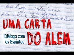 Exu Omolu: UMA CARTA DO ALÉM - Psicografia Médium Elisabeth Oliveira [Di...