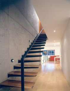 Stairs- Moliere 209 Building / SCAP
