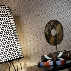 Muted colour tones and eco-friendly- Baresque wallcovering