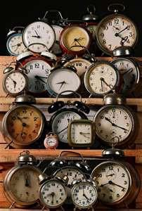 Great old clocks are fun collectibles and can be found at garage and tag  sales 7ea1232ad