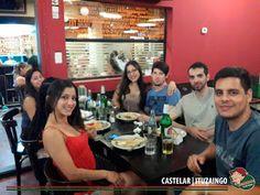 Así terminamos el año la última semana en Lo de Carlitos Castelar Ituzaingo!!! Gracias amigos por venir, les dejamos la Segunda Parte