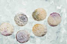Vegan ingredients, gelato, and flavors like elderberry and grapefruit are some ways in which lifestyle brands are giving mooncakes a trendy twist.