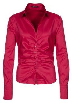René Lezard rode blouse