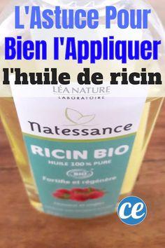Ricinusolie: Det bedste tip til korrekt anvendelse. Beauty Care, Beauty Hacks, Beauty Tips For Face, Diy Skin Care, Natural Cosmetics, Castor Oil, Skin Care Regimen, Natural Skin Care, Natural Beauty